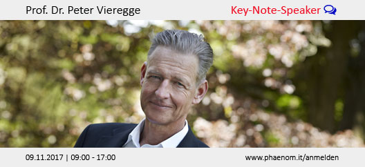 Key-Note-Speaker: Prof. Dr. Peter Vieregge